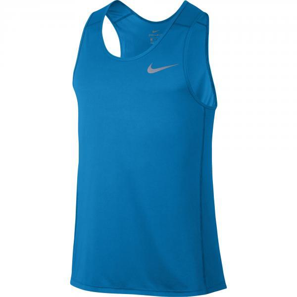 Nike Canotta Miler BLU