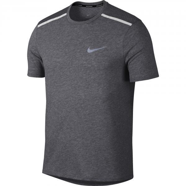 Nike T-shirt Dri-fit Rise 365 Grigio