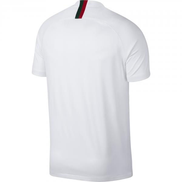 Nike Maglia Gara Away Portogallo   18/20 Bianco Tifoshop
