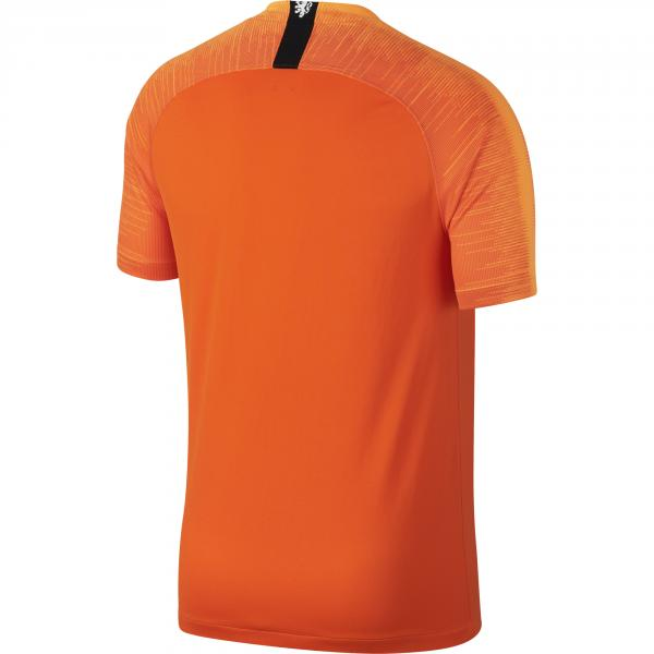 Nike Jersey Home Netherlands   18/20 SAFETY ORANGE/BLACK Tifoshop