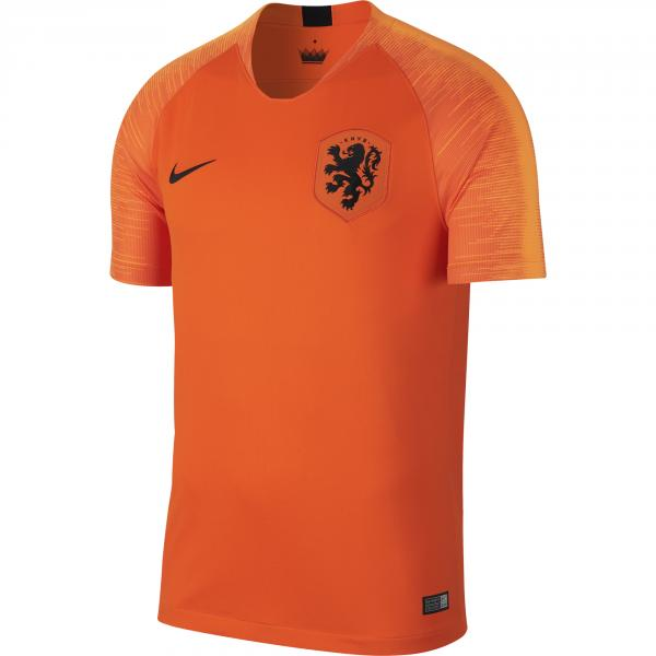 Nike Jersey Home Netherlands   18/20 SAFETY ORANGE/BLACK
