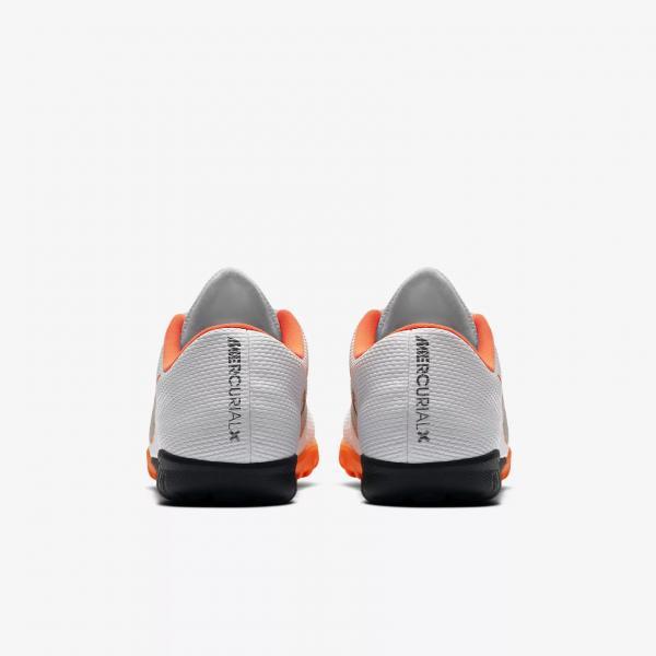 Nike Scarpe Calcetto Vaporx 12 Academy Tf Bianco Tifoshop