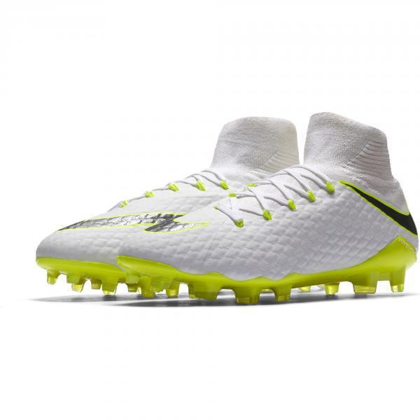 Nike Scarpe Calcio Phantom 3 Pro Dynamic Fit Fg Bianco Tifoshop