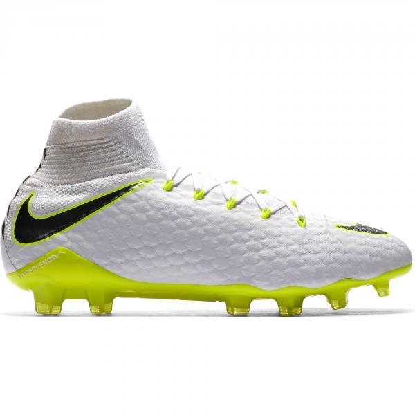 Nike Scarpe Calcio Phantom 3 Pro Dynamic Fit Fg Bianco