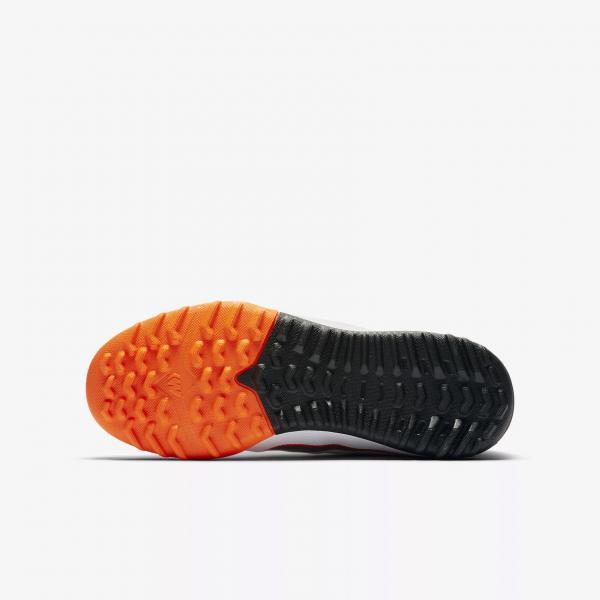 Nike Scarpe Calcetto Vaporx 12 Academy Tf  Junior Bianco Tifoshop
