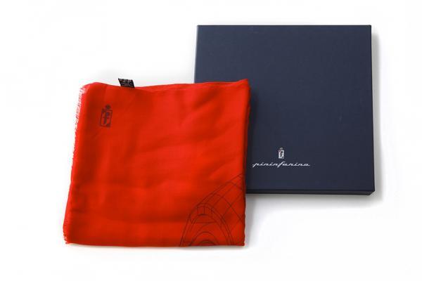 Foulard - Sergio Collection Rosso Pininfarina Store