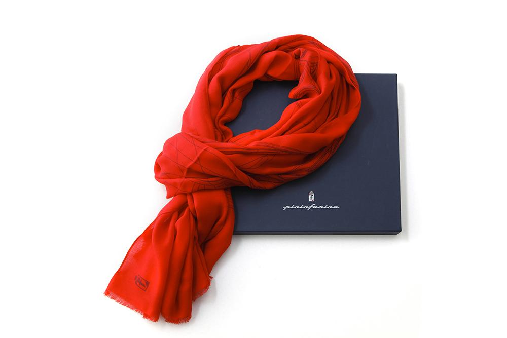 Foulard - Sergio Collection Red