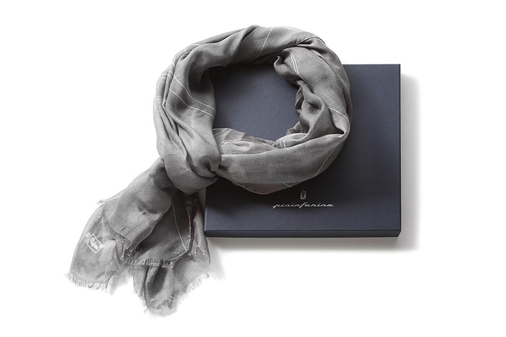 Foulard - Sergio Collection Grigio