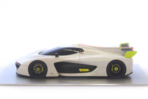 H2 SPEED 2016 – 1:18 model Bianco