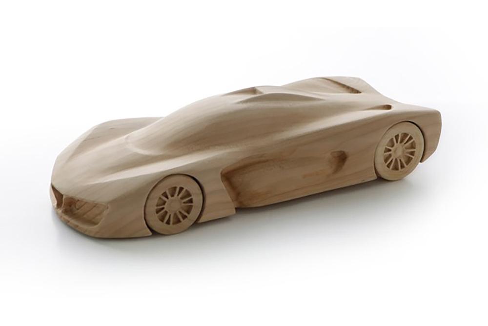Modellini Marrone Pininfarina Store