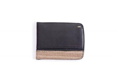 Wallet 6 cards Folio by Pininfarina Dark Brown