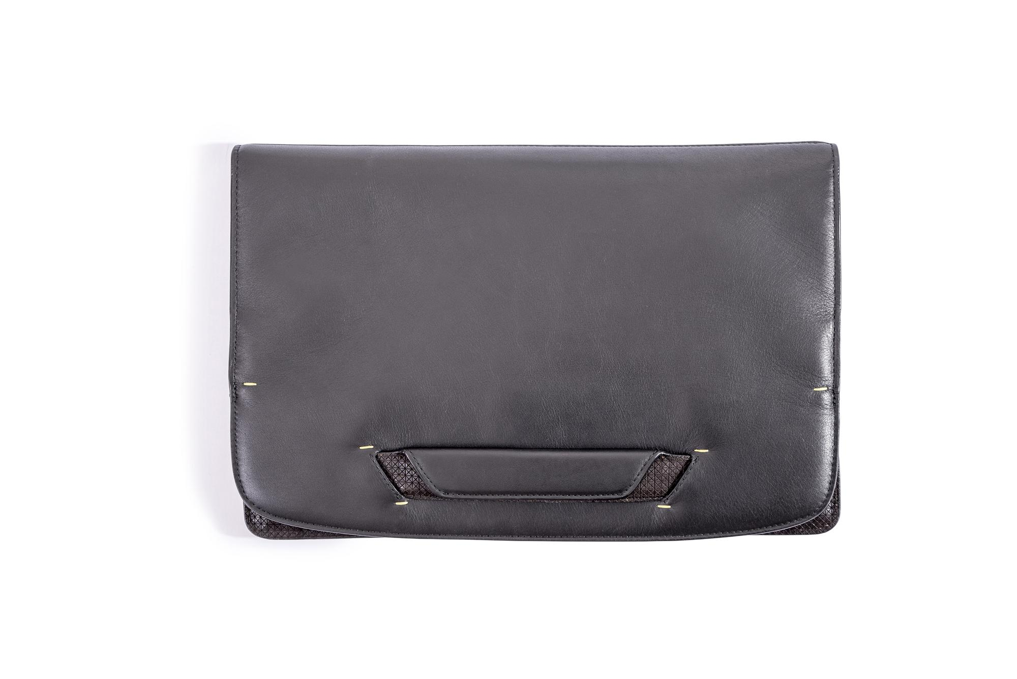 Bag Folio By Pininfarina Nero