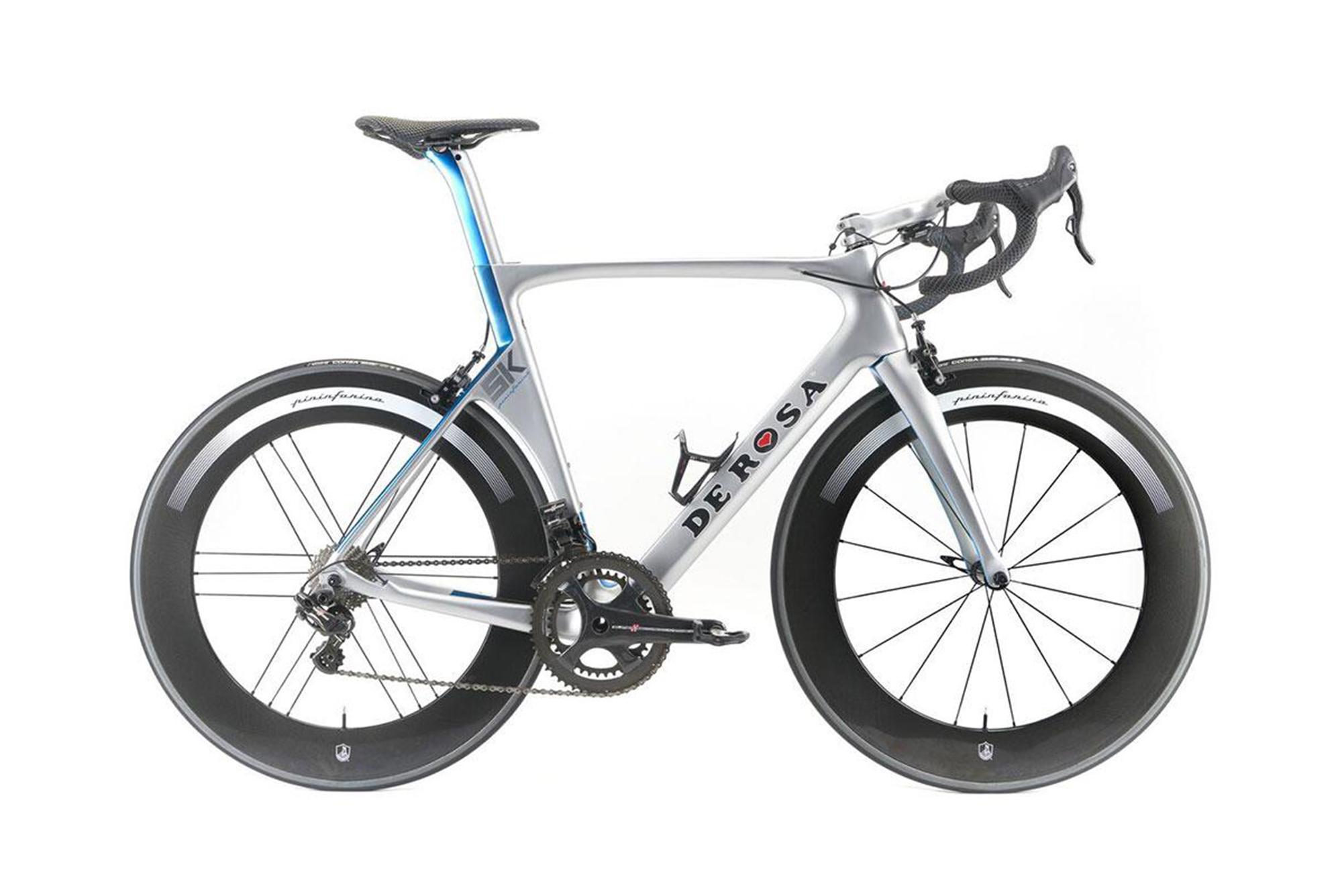 Bicicletta Silver Diamond