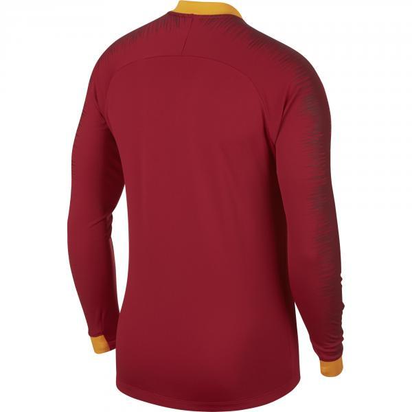 Nike Felpa  Roma Rosso Tifoshop