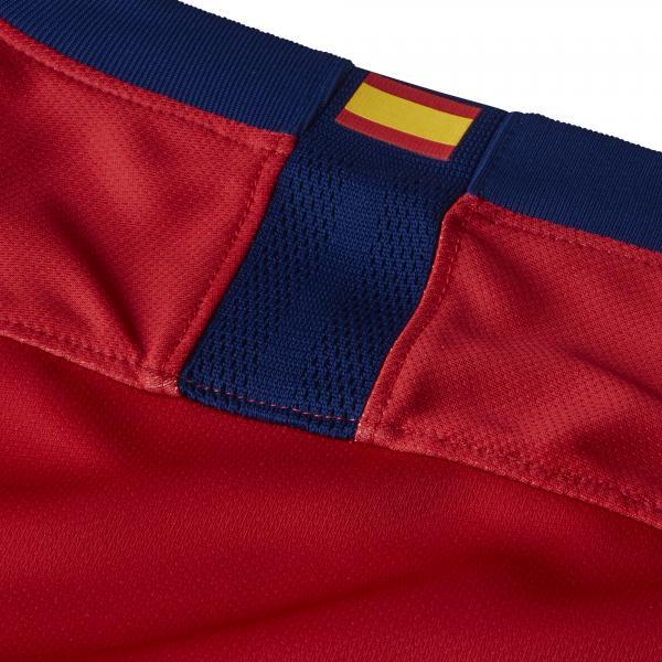 Nike Maglia Gara Home Atletico Madrid   18/19 Bianco/Rosso Tifoshop