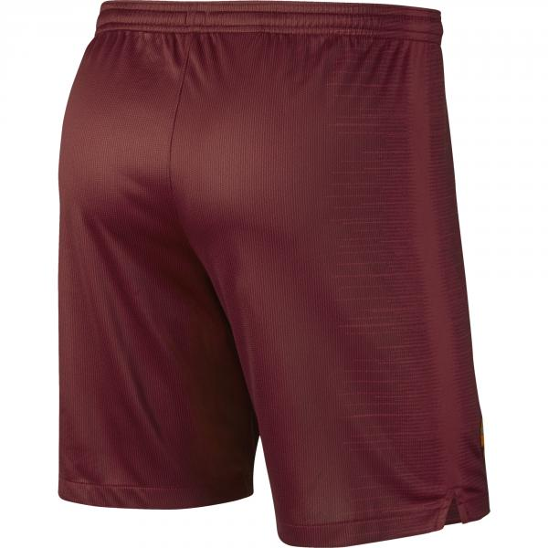 Nike Pantaloncini Gara Home & Away Roma   18/19 Rosso Tifoshop