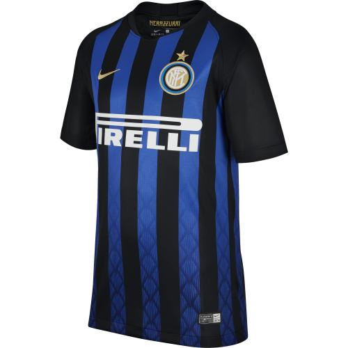 Nike Maglia Gara Home Inter Junior  18/19
