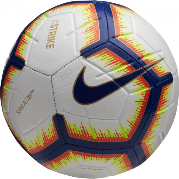 Nike Pallone Strike Serie A Bianco Tifoshop