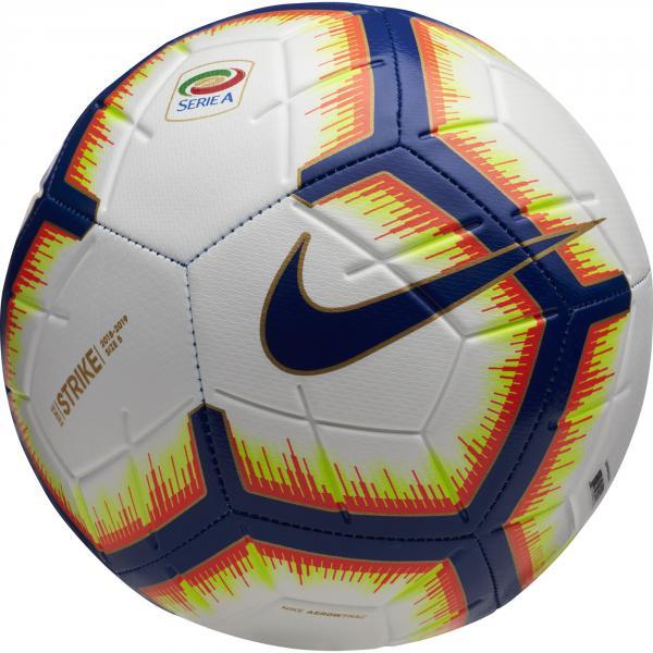 Nike Pallone Strike Serie A Bianco