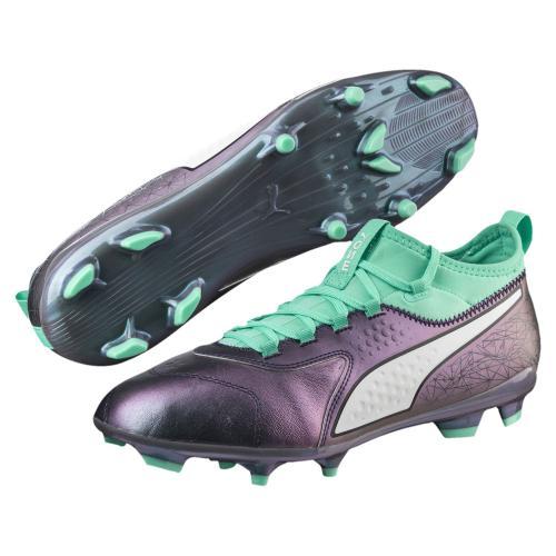Puma Scarpe Calcio One 3 Il Lth Fg  Junior