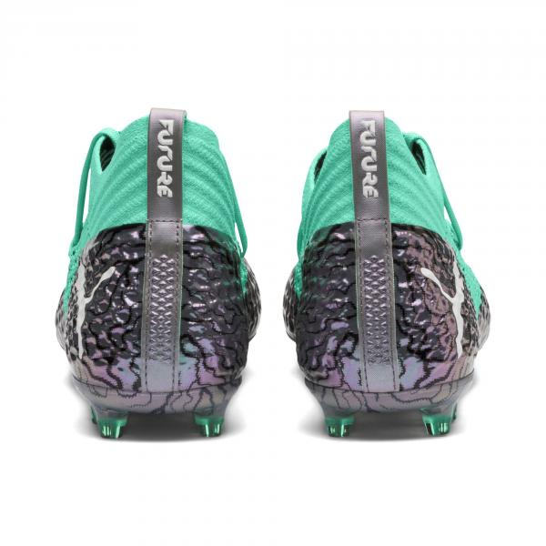 Puma Scarpe Calcio Future 2.1 Netfit Fg/ag Verde Tifoshop