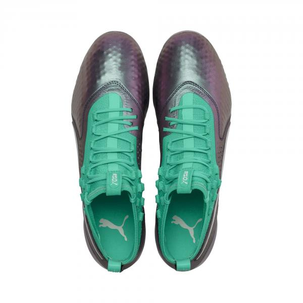 Puma Scarpe Calcio One 1 Illuminate Fg/ag Verde Tifoshop