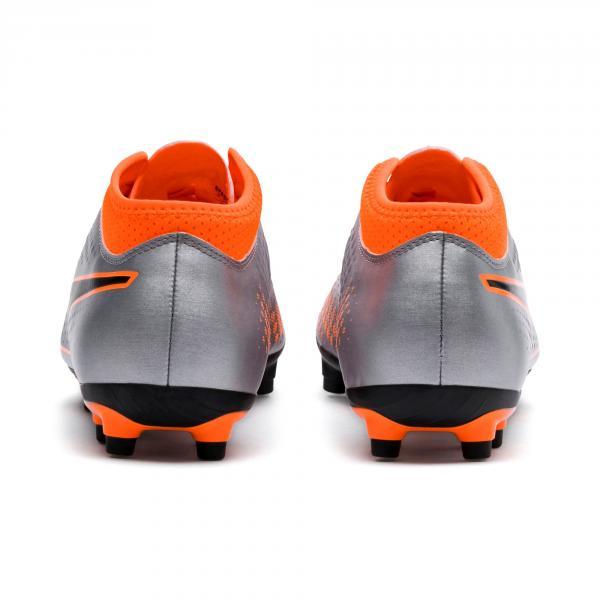 Puma Scarpe Calcio One 4 Syn Fg Argento Tifoshop