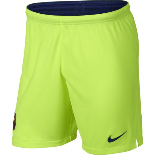 Nike Shorts de Course Away Barcelona   18/19