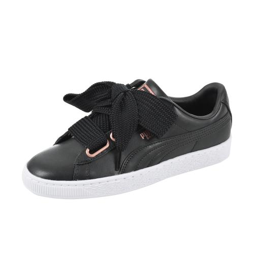 Puma Scarpe Basket Heart Leather  Donna