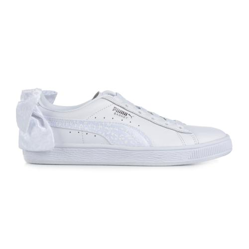 Puma Scarpe Basket Bow Animal  Donna