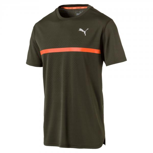 Puma T-shirt Ignite Graphic Verde