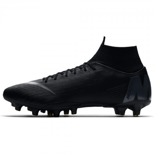Nike Scarpe Calcio Superfly 6 Pro Ag-pro Nero