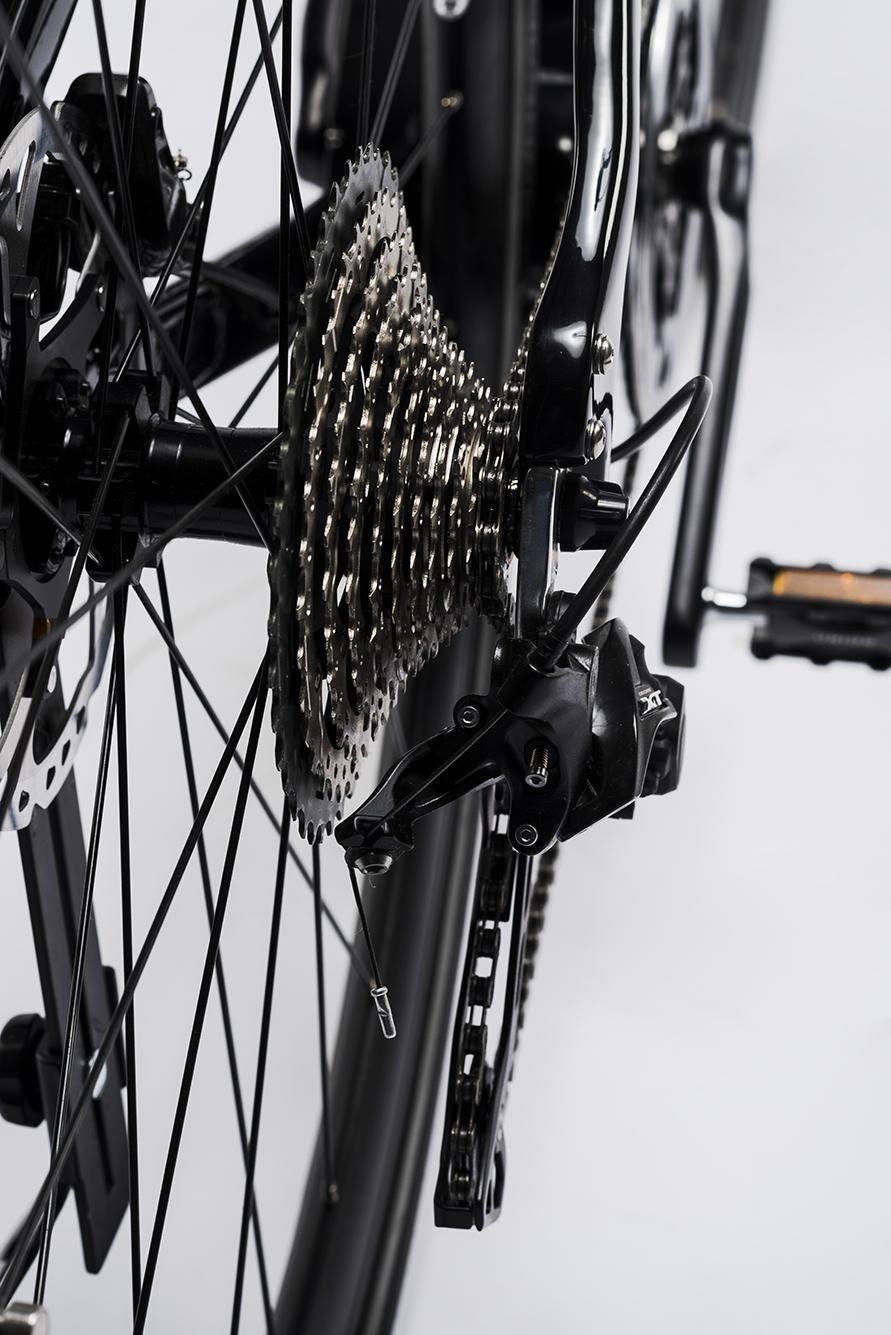 Bicicletta Nero Pininfarina Store