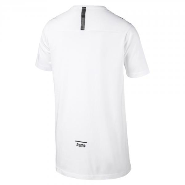 Puma T-shirt Pace Bianco Tifoshop