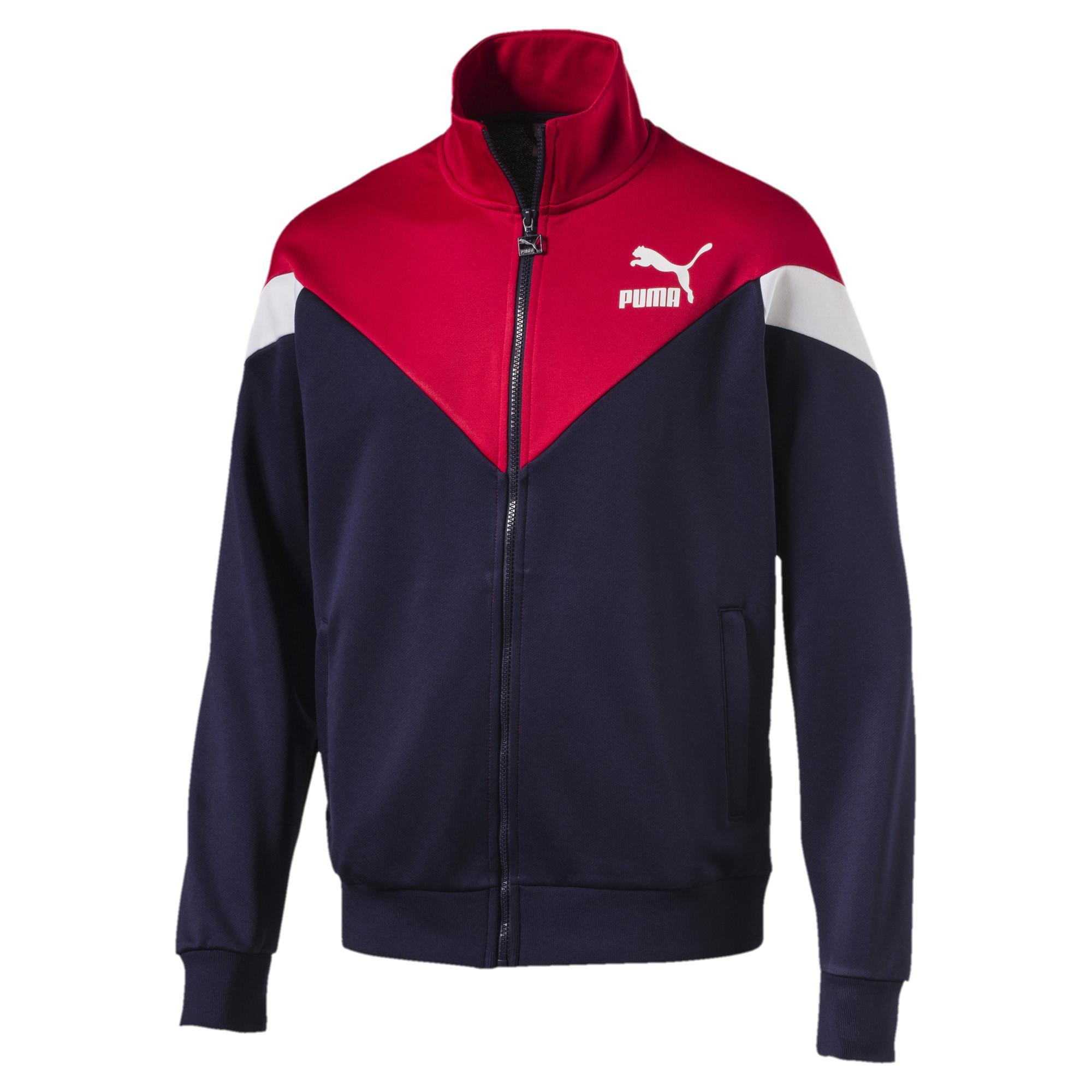Puma Sweatshirt Mcs Track
