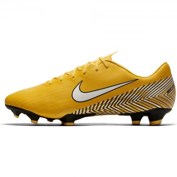 7b3ecff60 Nike Football Shoes Vapor 12 Pro Fg Neymar Jr Amarillo white-black ...