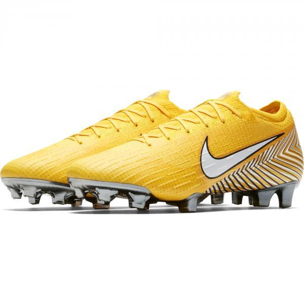 Nike Scarpe Calcio Vapor 12 Elite Fg   Neymar Jr Giallo Tifoshop