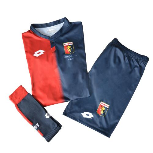 Lotto Completo Gara Home Genoa Junior  18/19