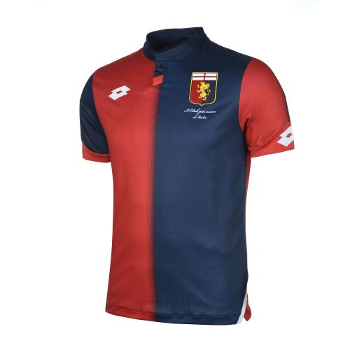 Lotto Jersey Home Genoa   18/19
