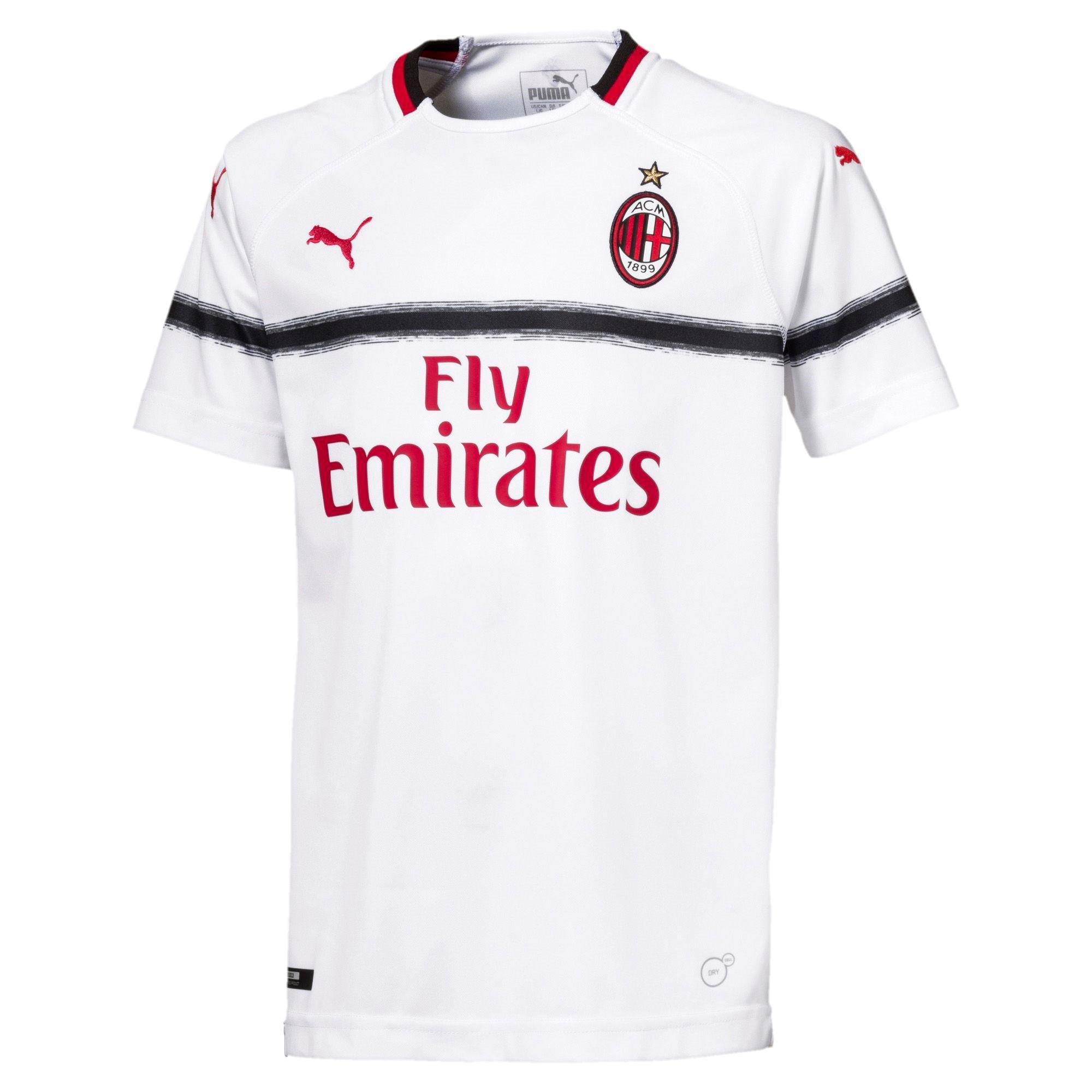 Puma Maglia Gara Away Milan Junior  18/19
