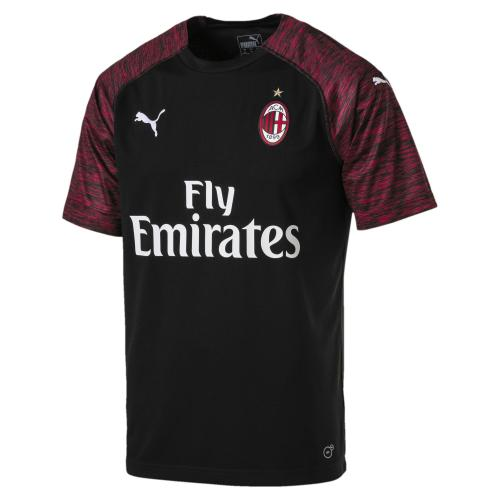 AC Milan THIRD Shirt Replica SS KIDS with Sponsor Logo