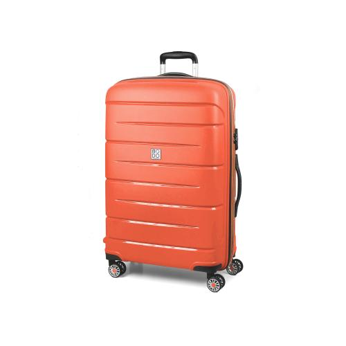 LARGE LUGGAGE  ORANGE