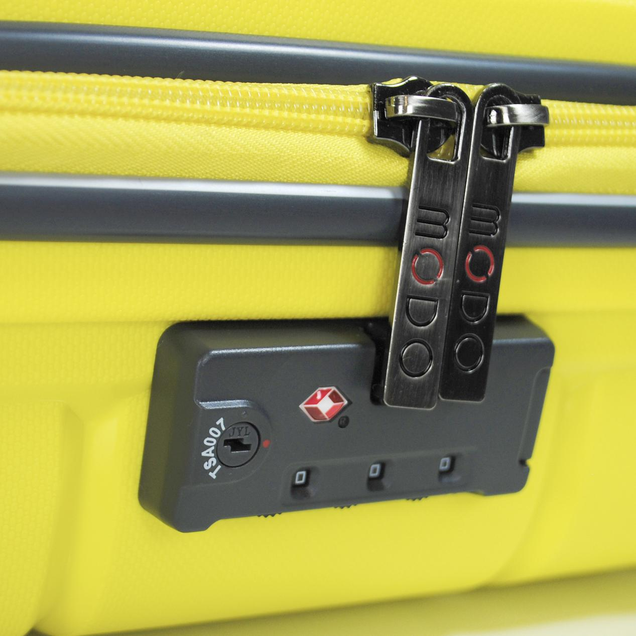 Trolley Medio  GIALLO Modo by Roncato