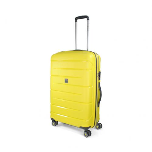 MEDIUM LUGGAGE  YELLOW