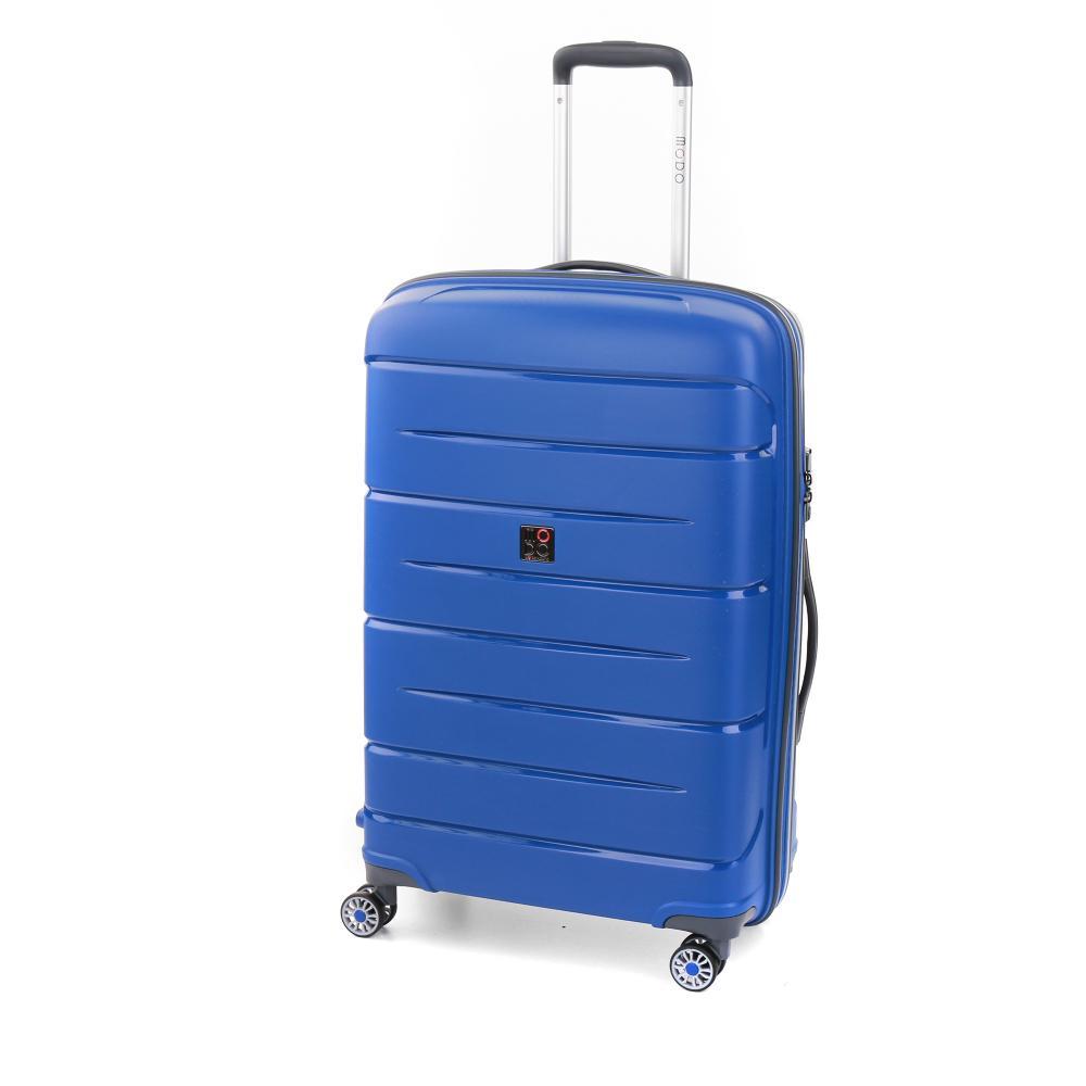 Mittelgrosse Koffer  BLUE