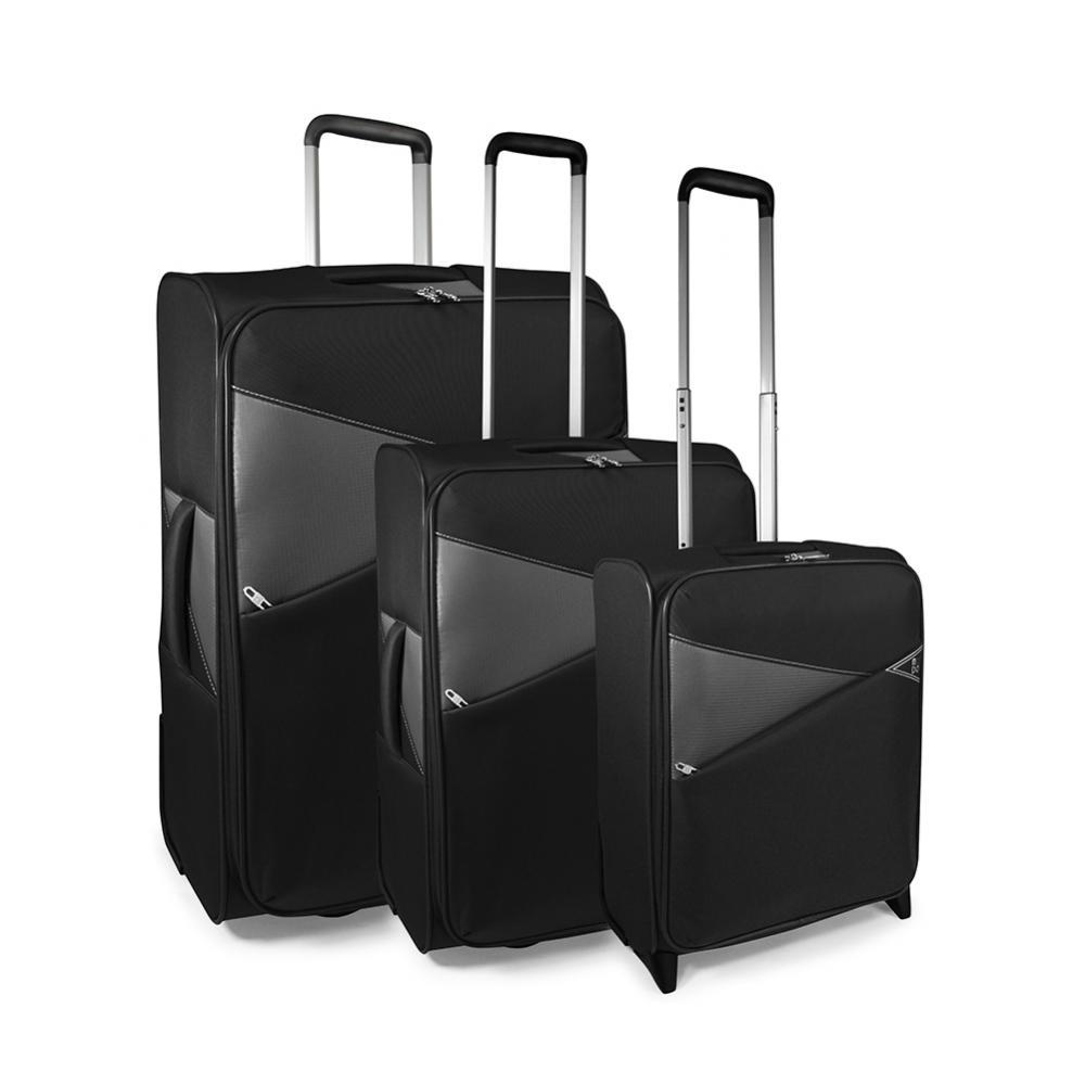 Luggage Sets  BLACK
