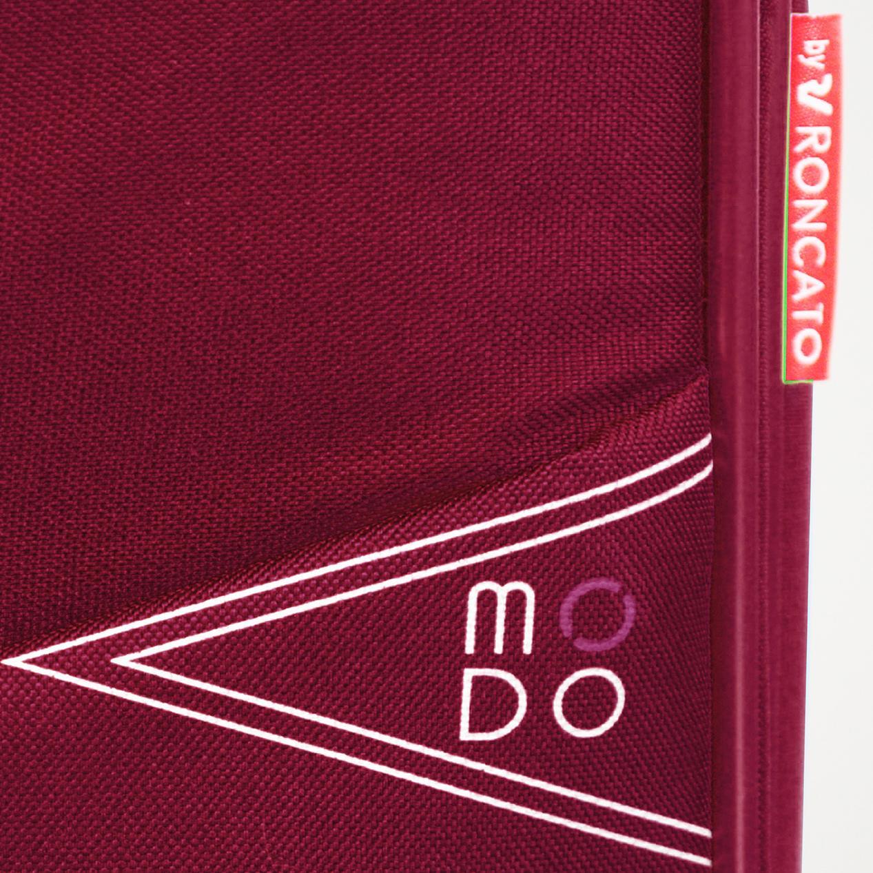 Set De Maletas  ROJO Modo by Roncato