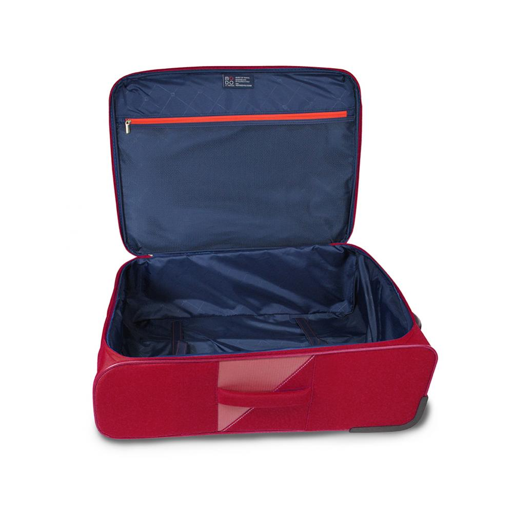 Trolley Grande Taille  ROUGE Modo by Roncato