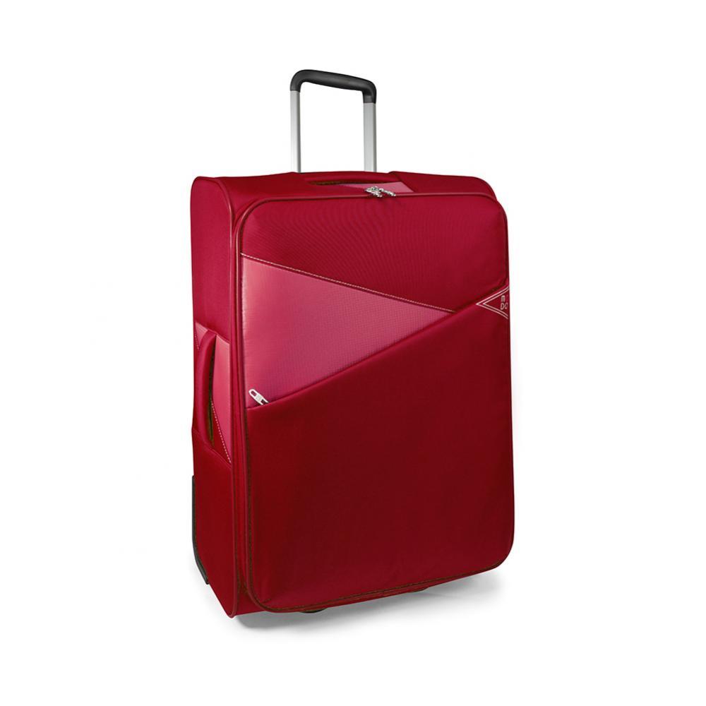 Large Luggage  DARK RED