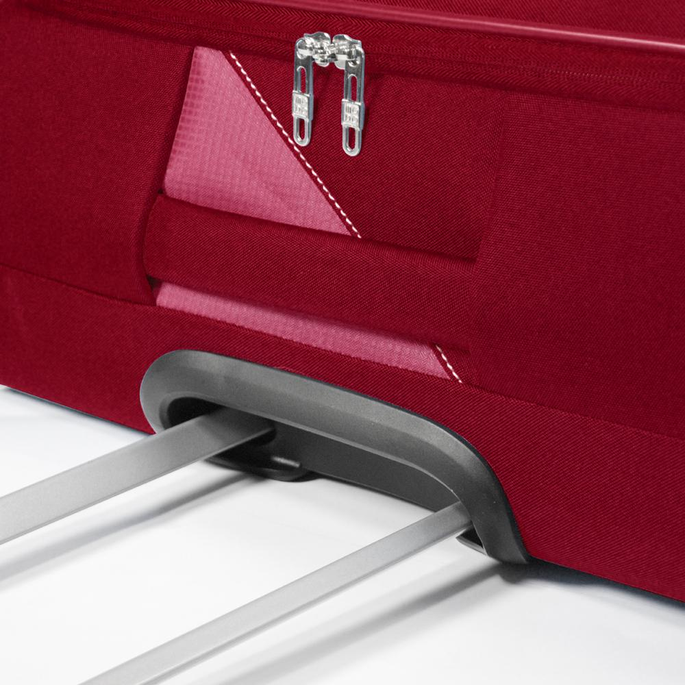 fcf87b3b8 ... Medium Luggage DARK RED Modo by Roncato ...
